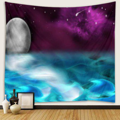 Dream Space Pattern Print Tapestry