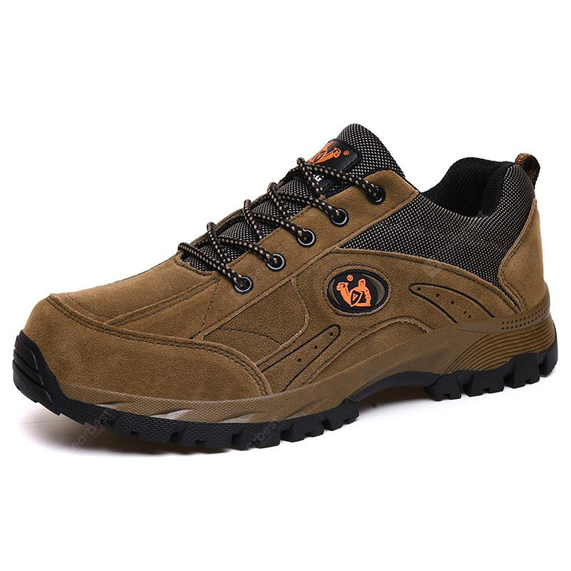 Men Large Size Outdoor Hiking Shoes