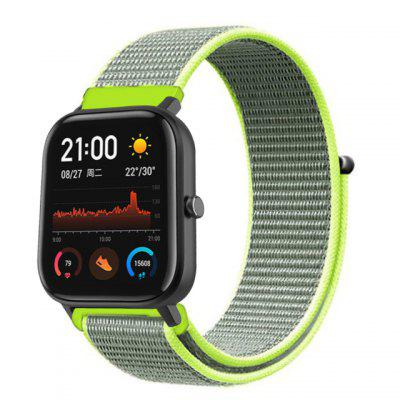 TAMISTER Canvas Replacement Remrap pro Amazfit GTS