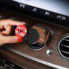 Record Player Shaped Car Outlet Aromatherapy - BLACK