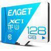 EAGET T1 High Speed UHS-I Flash TF Micro Memory Card - DAY SKY BLUE