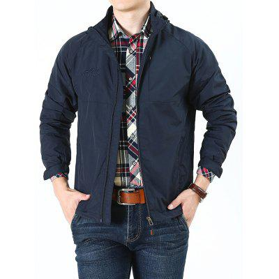 Moda masculina Cool Outdoor Sports Jacket