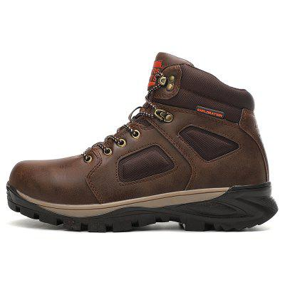 TANTU Men's High-top Outdoor Hiking Shoes Sports Boots