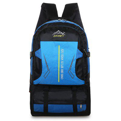 xinrong793 Men's Fashionable Comfortable Sports Outdoor Hiking Backpack