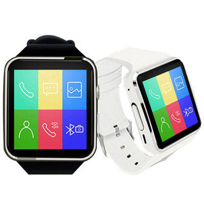 X6 Curved Touch Screen Smartphone Watch