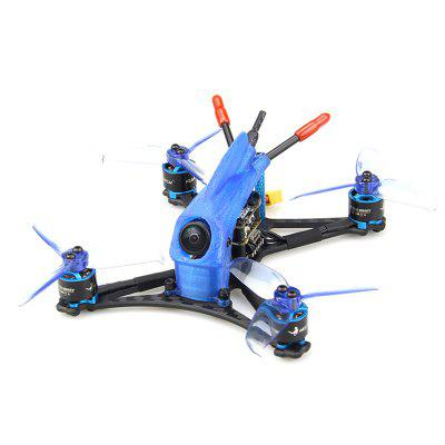 HGLRC tandenstoker Parrot120 Pro Micro 2-3S FPV Racing Drone