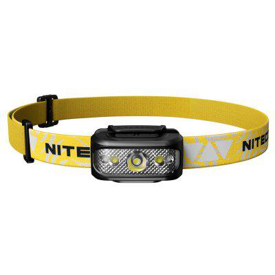 Nitecore NU17 XP - G2 S3 LED Ultra-lightweight Headlight