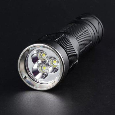 Convoy S12 2300LM 6000mAh Output Powerful Tactical Flashlight