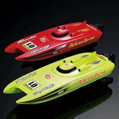 Henglong 3788 53cm 2.4G RC Racing Boat High Speed ​​30 km / h Wiosłowanie