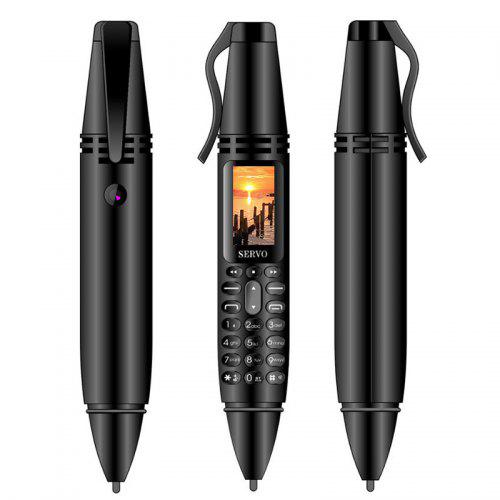 SERVO K07 2G Feature Phone Handwriting Pen Torcia