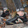 AILADUN Men's Shoes Low Cut Outdoor Sports Walking Shoes Large Size - BLACK