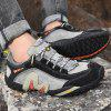 AILADUN Men's Shoes Low Cut Outdoor Sports Walking Shoes Large Size - LIGHT GRAY