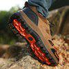 AILADUN Men's Shoes Outdoor Sports Shoes Hiking Breathable Comfort - BROWN