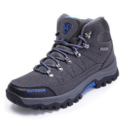 AILADUN Men's Large Size Outdoor Sneaker Hiking Shoes