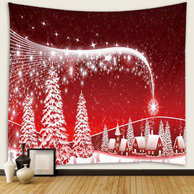 Christmas Series Abstract Cartoon Pattern Print Tapestry