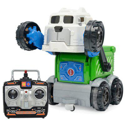 999G - 44 Deformed Monster Truck Remote Control Robot Toy Gift