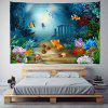 Goldfish In The Water Tapestry - MULTI-A
