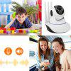 TD - Q6 - 130W 960P Indoor Two Way Audio IP PTZ Camera - WHITE