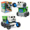 999G - 44 Deformed Monster Truck Remote Control Robot Toy Gift - MULTI-A