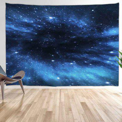 Beautiful Starry Digital Print Background Tapestry