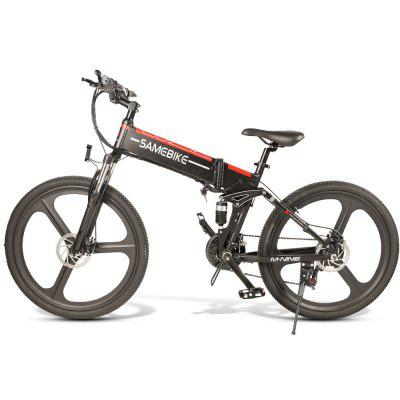 Samebike LO26 Moped Electric Bike Smart Składany rower E-bike