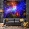 Colorful Starry Digital Print Background Tapestry - MULTI-A