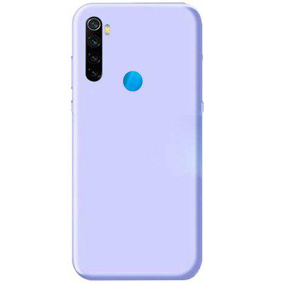 Naxtop Microfiber Lining TPU Silicone Soft Back Cover Phone Case for Xiaomi Redmi Note 8 Pro / Note 8