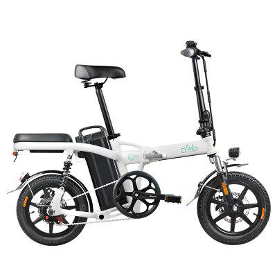 FIIDO L2 14 inch Electric Bicycle Smart 20Ah Folding Moped E-bike Image