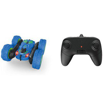 JJRC Q9 2.4G Double-sided Remote Control Tumbling Stunt Car Toy