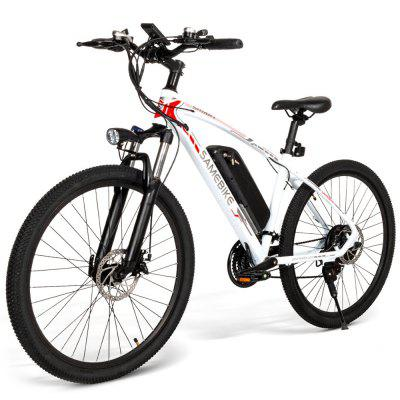 Samebike MY - SM26 26 inch Spoke Wheel Mountain Electric Bicycle