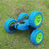 JJRC Q9 2.4G Double-sided Remote Control Tumbling Stunt Car Toy - OCEAN BLUE