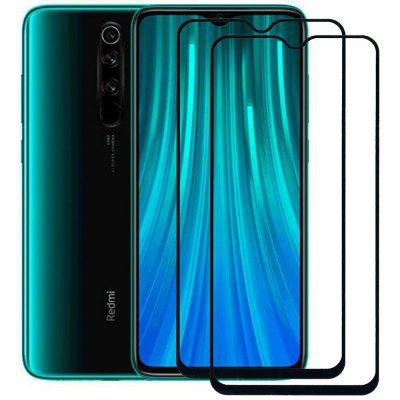 ASLING 2.5D Arc Edge 9H Tempered Film for Xiaomi Redmi Note 8 Pro