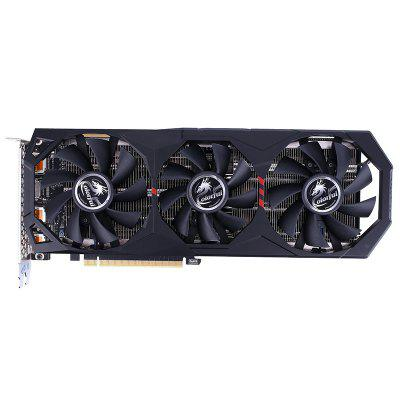 Refrigeração colorida do ventilador da placa gráfica 3 GeForce RTX 2080 SUPER 8G