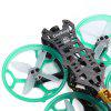 GEPRC CineKing 4K 1105 95mm 3-4S FPV Racing Drone de 2 pulgadas - TURQUESA MEDIANA