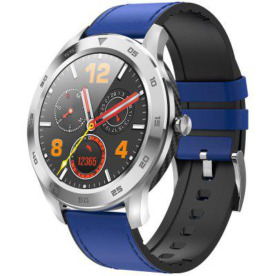 NO.1 DT98 Full HD képernyő forduló Sport intelligens Watch Bluetooth hívás EKG Heart Rate Monitor Blood O2 IP68 Vízálló Fitness Tracker