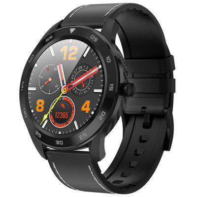 NO.1 DT98 Full Round HD Screen Sports Smart Watch Bluetooth Call ECG Heart Rate Blood O2 Monitor IP68 Waterproof Fitness Tracker