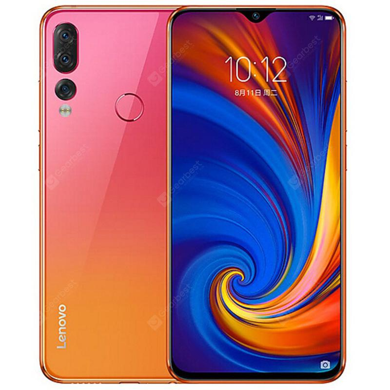 Lenovo Z5s 6Go RAM 64Go ROM Version Internationale - Tangerine