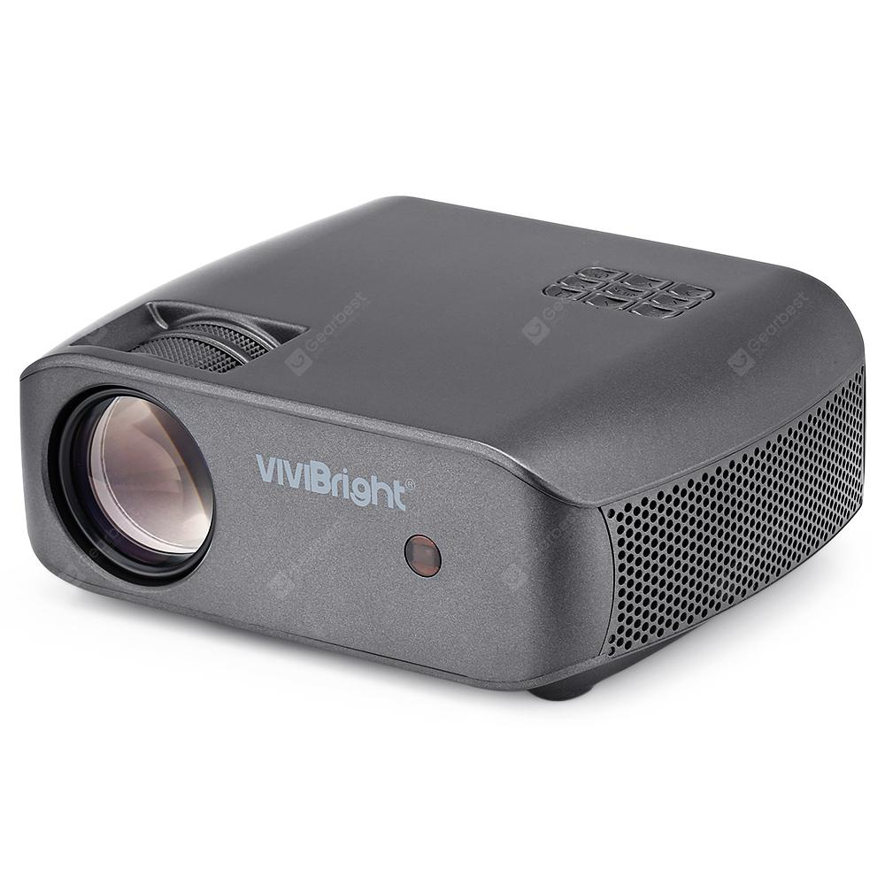 VIVIBRIGHT F10UP LCD Home Entertainment Video Projector