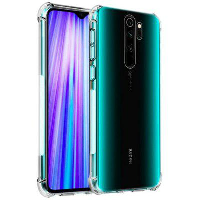 Naxtop Reinforced Corners Ultra-Slim TPU Silicone Soft Shockproof Phone Case for Xiaomi Redmi Note 8 Pro / Note 8 / K20 Pro / K20 / Note 7 Pro / Note 7 / 7A