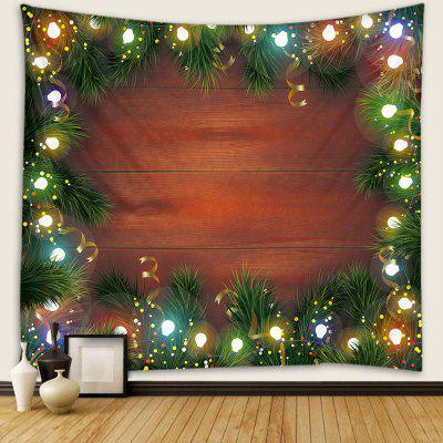 Home Decoration Fashion Christmas Lantern Pattern Tapestry