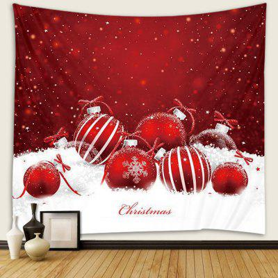 Christmas Sugar Gift Pattern Poliester Tapestry Wall Background DIY Holiday Decoration