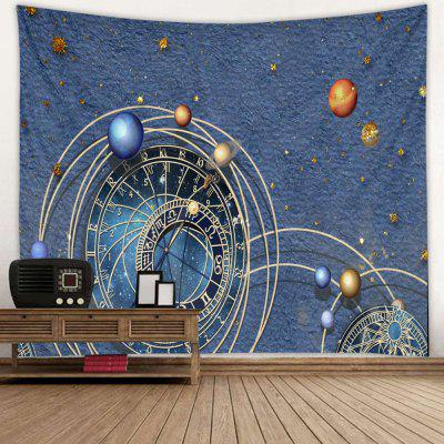 Art Sanding Digital Printing Tapestry DIY Holiday Decoration