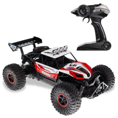 Flytec 6029 20 km / h High Speed ​​Racing Car 2.4GHz 1:16 Off Road RC Crawler