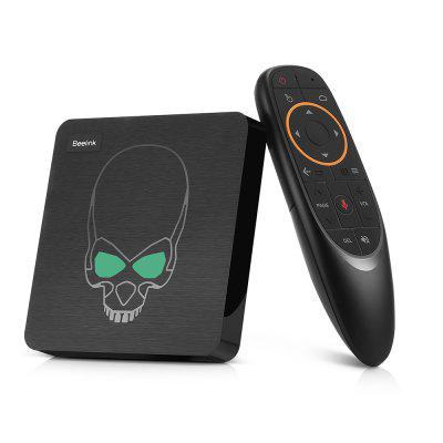 Refurbished Beelink GT - King Most Power TV Box with 4GB LPDDR4 + 64GB ROM Amlogic S922X Android 9.0