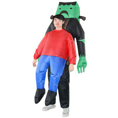 Adult Inflatable Costume Air-filling Funny Ghost Toys