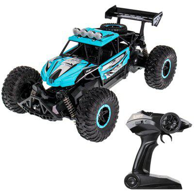 Flytec 6029 20km/h High Speed Racing Car 2.4GHz 1:16 Off Road RC Crawler