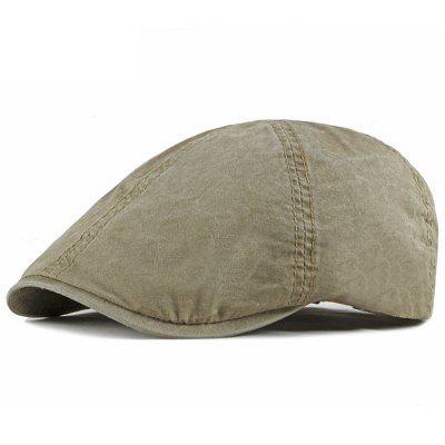 Men's Sunshine British Beret Hat Simple Durable
