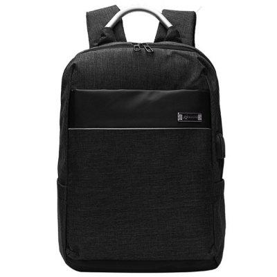 YAJIANMEI LS892 Men Computer Backpack Bag Casual Waterproof