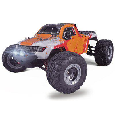1/12 2.4G 2CH High Speed ​​RC Car borstelloze motor Desert Buggy Remote Control Model van het voertuig