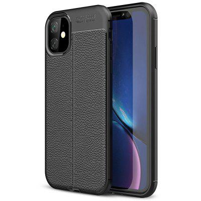 ASLING Lychee Striae Phone Case Drop Resistance for iPhone 11 Pro / iPhone 11 / iPhone 11 Pro Max